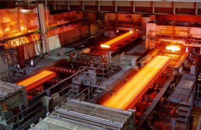O Irã ocupa o 14º lugar em produção de aço bruto em 2015