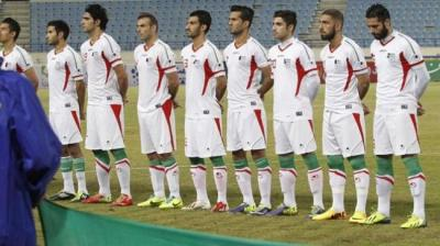 Iran overpowers Iraq in AFC Cup warm-up