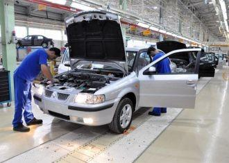 Iran's car output rises 74.3% in 6 months
