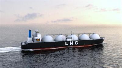 ایران پیوستن به باشگاه گاز طبیعی مایع در دو سال آینده