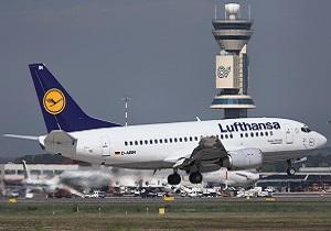 از سرگیری پروازهای شرکت لوفت هانزا به تهران