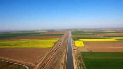 Importante pólo agrícola do Irã atrai italianos