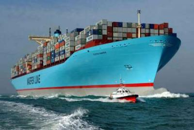Denmark's Maersk shipping line to resume trade with Iran