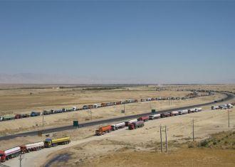 Mais de 7,8 toneladas de mercadorias transitam via Irã em 7 meses