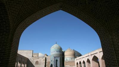 Come with us to Iran - 50 - province of Ardebil - historic city of Ardebil