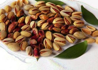 10 meses as exportações de pistache do Irã subir 80% y / y