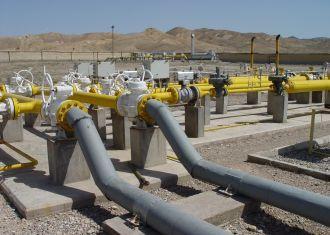 Irã para dobrar a capacidade de transferência de gás em 2025