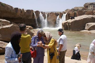 Turismo contribui com US $ 11,8 bilhões para o PIB do Irã
