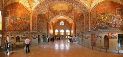 Isfahan abre as portas para a Assembleia Geral do Conselho do Artesanato Mundial