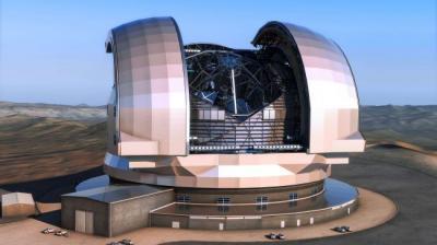 UE para lançar o maior de sempre telescópio em 2024