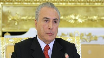 Temer goes to Asia in search of partnerships and investments