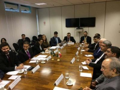 Irã e Brasil reforçam desenvolvimento dos laços econômicos