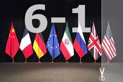 Rouhani diz que o Irã ficará condicionalmente em acordo nuclear depois da lamentável saída dos Estados Unidos