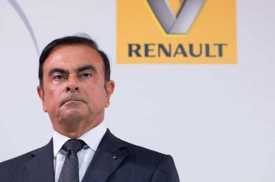 Renault planning for long-term presence in Iran: CEO