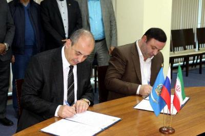 Zona especial de Astrakhan aloca terras para empresas iranianas