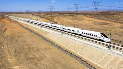 Ferrovia de alta velocidade vai ligar a China ao Irã