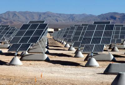 Empresa alemã assinou um contrato para construir uma 100 MW usina solar no Irã