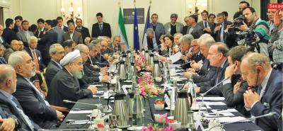 Nova era nos laços entre Irã & Europa