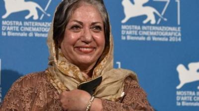 Rakhshan Bani-Etemad vence no festival de cinema de Veneza