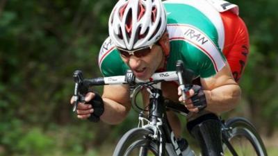 Presidente Rouhani expressa condolências sobre a morte do ciclista paralímpico