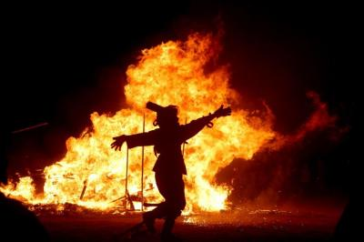 Chaharshanbeh-Suri: A fiery salute to New Year