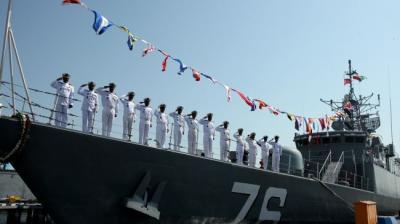 Irã busca estreitar laços naval de defesa com a China