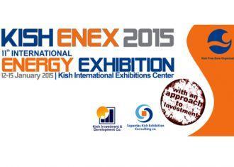 200 empresas presentes Kish expo energia 2015
