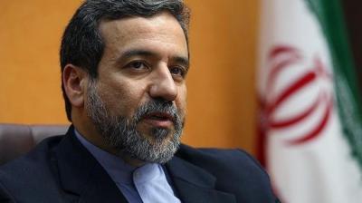Irã, P5 + 1 vão retomar as negociações em Omã em 11 de novembro: Araqchi