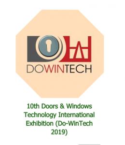 10ª Exposição Internacional de Tecnologia de Portas e Janelas