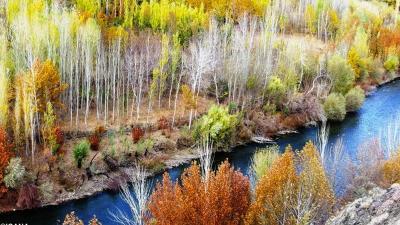 Venha conosco ao Irã - 31 - Província de Chahar Mahal-Bakhtiary