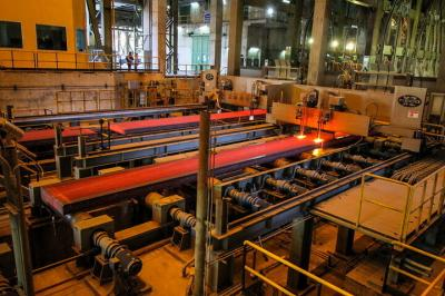O Irã foi classificado como a 10ª maior produtora de aço do mundo no primeiro trimestre de 2021