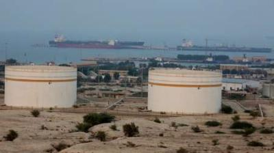 Oil export reported record high on Tuesday