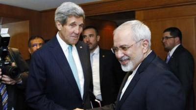 Iran, US foreign ministers continue nuclear talks in Geneva