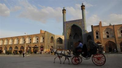 Indústria do turismo do Irã está atraindo atenções