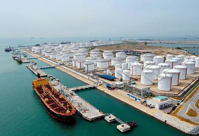 Iran's July oil exports up 45,000 bpd on month