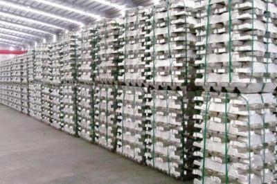 Produção de lingotes de alumínio do Irã cresce 11% em 4 meses