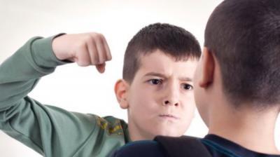 Irmãos risco de depressão de bullying ups: Estudo