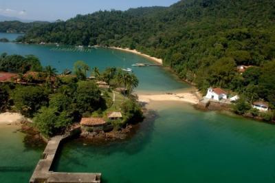 Turismo no Brasil - 4 - Angra dos Reis - RJ