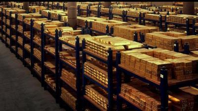 Irã repatria 13 toneladas de ouro congelado