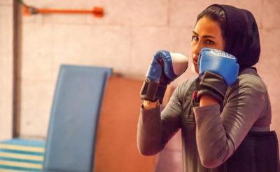 Iranian Nomad Girl, Eleven-Time Kickboxing Champion
