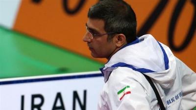 Moqanlou do Irã eleito o melhor treinador do mundo taekwondo