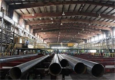 Produção de aço bruto do Irã atinge 5.57m toneladas em 4 meses