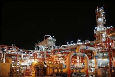 O Irã começa a produção de GLP de alta qualidade no South Pars Gas Field