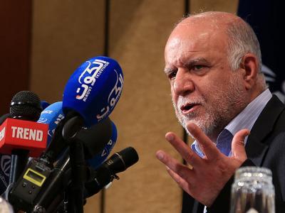 Ministro Zanganeh diz que empresas dos EUA não enfrentam proibição para entrar na indústria de petróleo do Irã