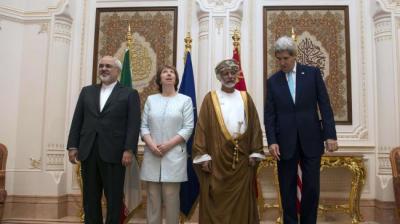 Irã, EUA, UE continuar as negociações nucleares trilaterais em Omã
