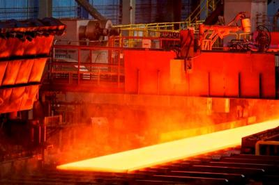 Iran's steel production up by 19%