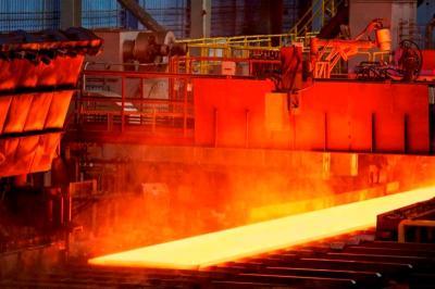 A produção de aço do Irã cresceu 19%