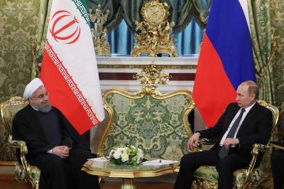 Putin calls Iran a 'reliable, stable partner'