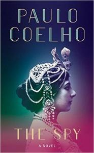 "Paulo Coelho's ""Spy"" surfaces in Iranian bookstores"