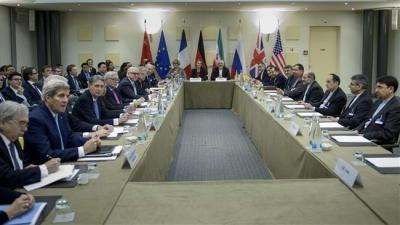 Irã, P5 + 1 end outra rodada de terça-feira negociações nucleares